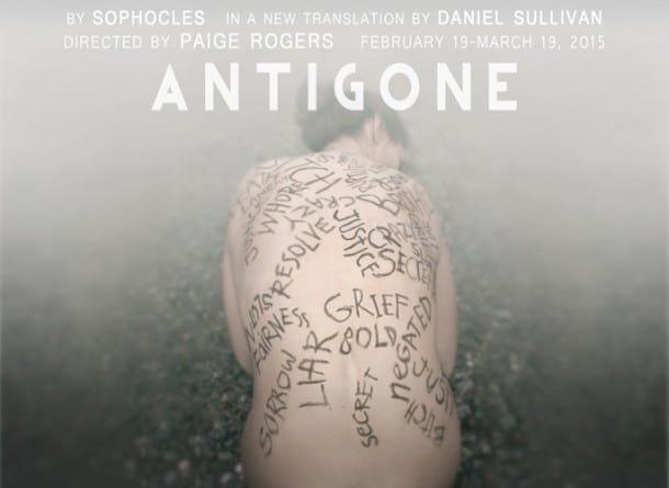 Antigone - Cutting Ball Theare, San Francisco