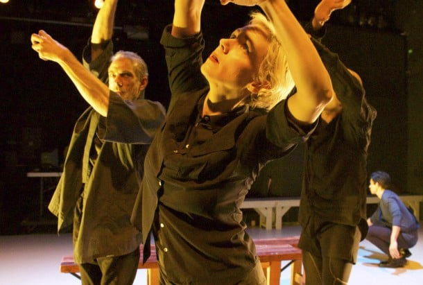 Antigone - Cutting Ball Theatre (Review)