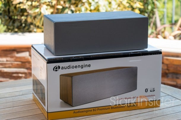 Audioengine B2 Premium Bluetooth Speaker Review