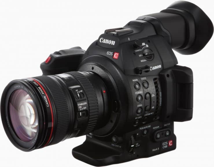 Top 5: Best DSLR and Mirrorless Cameras for Shooting Video