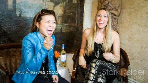 Colbie Caillat Interview with Loni Stark - Yountville Live