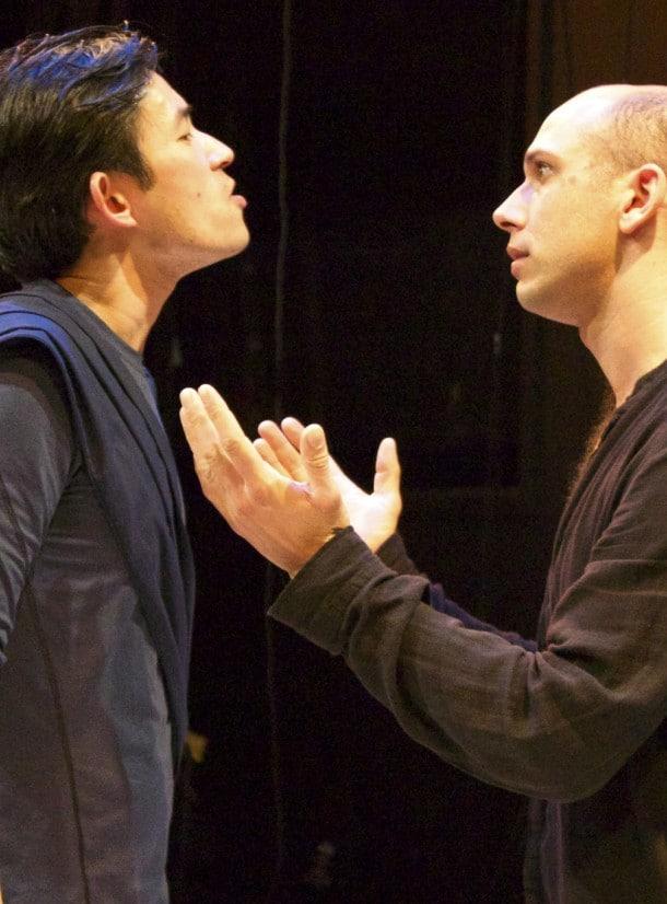 Cutting Ball Theatre Review - Antigone