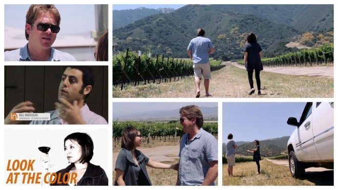 Santa Lucia Highlands AVA - Video Interview with Charlie Wagner at Mer Soleil