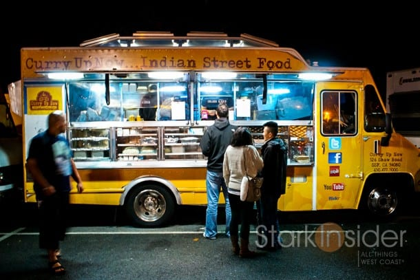 Curry Up Now - Off the Grid, San Francisco street food festival