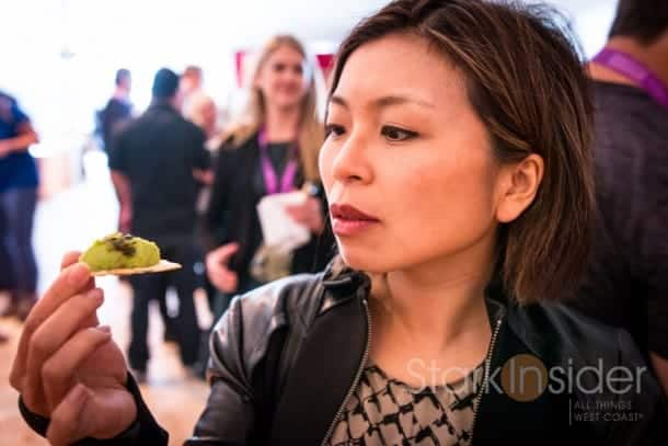 Loni Stark at Pebble Beach Food & Wine