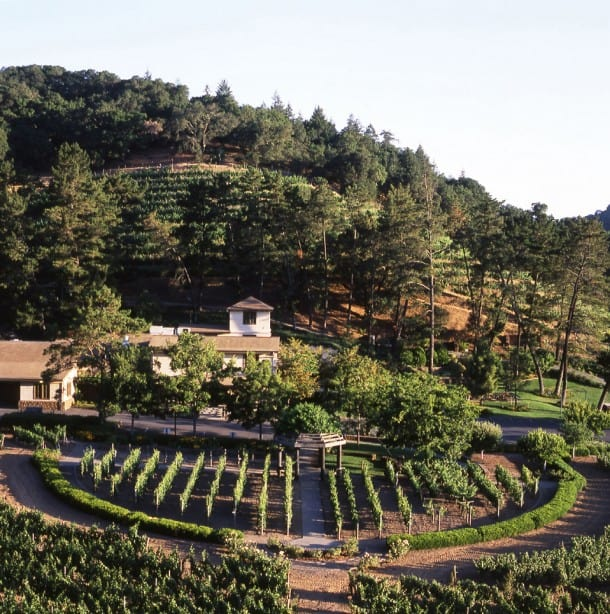 Pine Ridge Vineyards, Napa Valley
