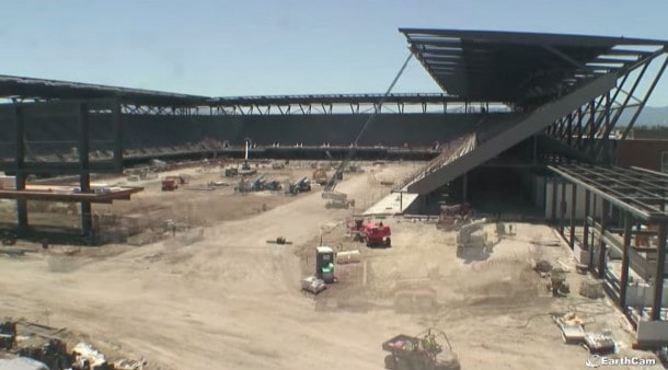 Avaya Stadium - Time-lapse Video