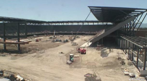 Avaya Stadium - Time-lapse Video