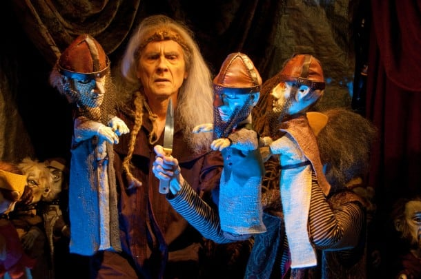 Puppet version of King Lear - Independent Eye (Review)