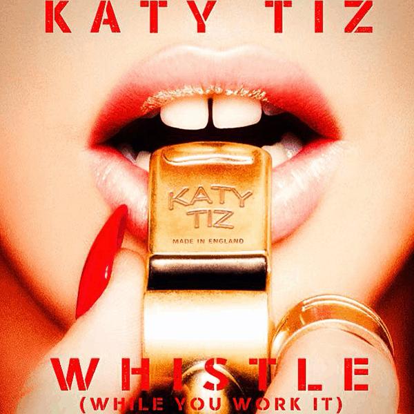 Katy Tiz Interview - LITV Whistle (While You Work It)