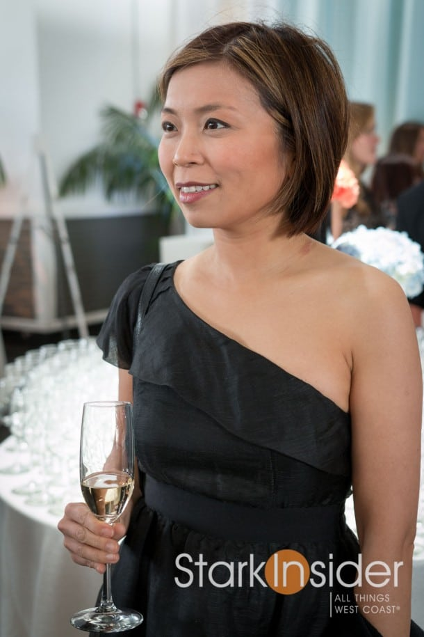 Star Chefs and Vintners Gala San Francisco with Loni Stark
