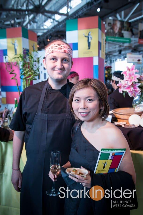 Chef Roman Petry of Roka Akor.