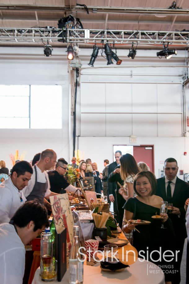 Star Chefs & Vintners Gala at Fort Mason Center, San Francisco