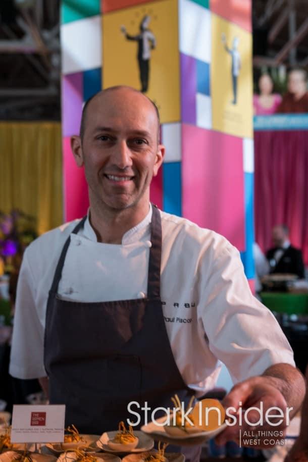 Chef Paul Piscopo of The Ramen Bar.