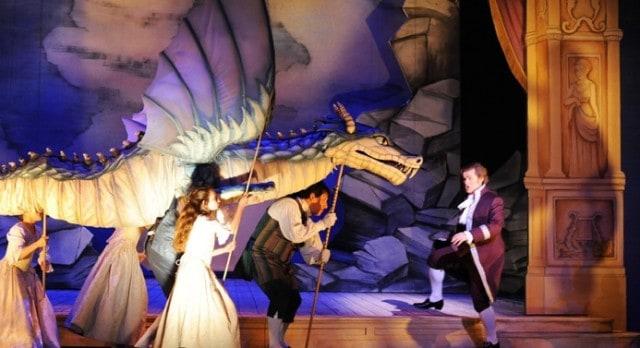 Opera San Jose - Magic Flute