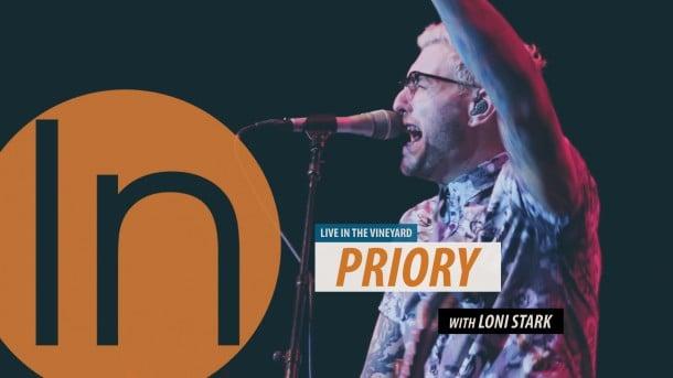 Priory - Live Concert