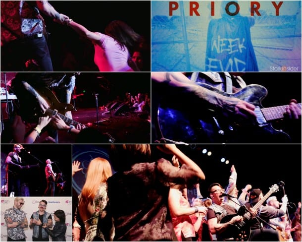 Priory - Live in the Vineyard