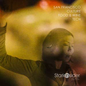 Stark Insider - Loni Dancing on Sushi Roll