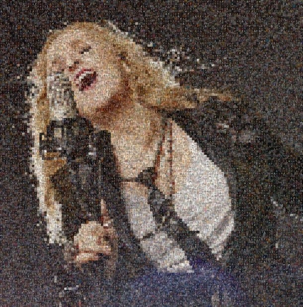 Melissa Etheridge M.E. Interview - Live in the Vineyard