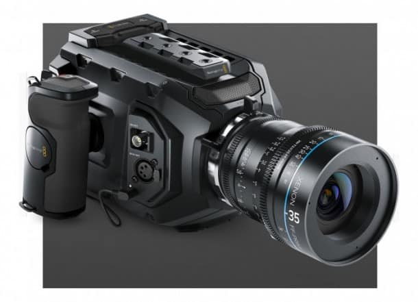 Blackmagic URSA Mini Super 35 digital film camera