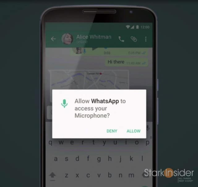 Android M Permissions now like Apple
