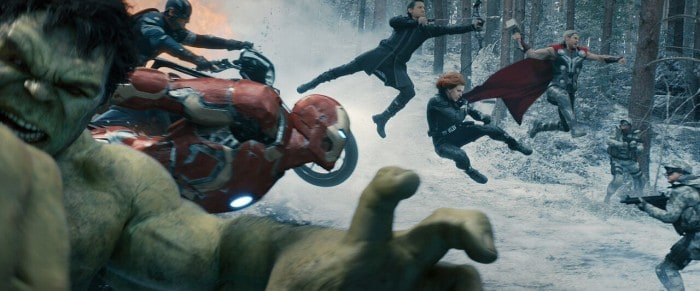 """Avengers: Age of Ultron"" Stunt Sequences Shot on Blackmagic Pocket Cinema Camera"