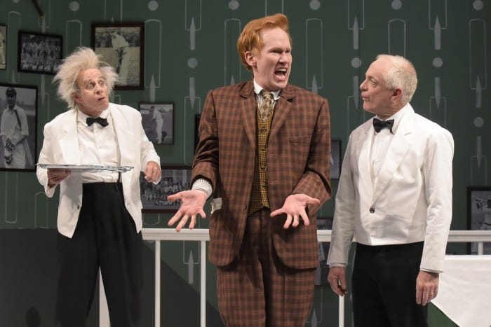 Berkeley Rep - One Man, Two Guvnors