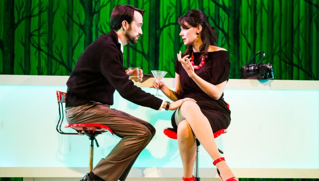 Trouble Cometh Review - San Francisco Playhouse
