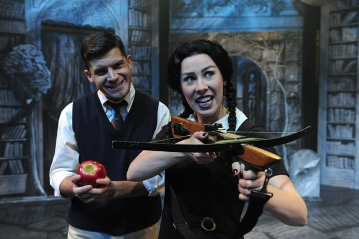 The Addams Family Musical Review - San Jose Stage Company