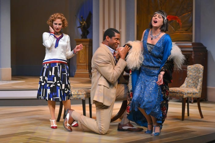 Theater Review: Fallen Angels - TheatreWorks