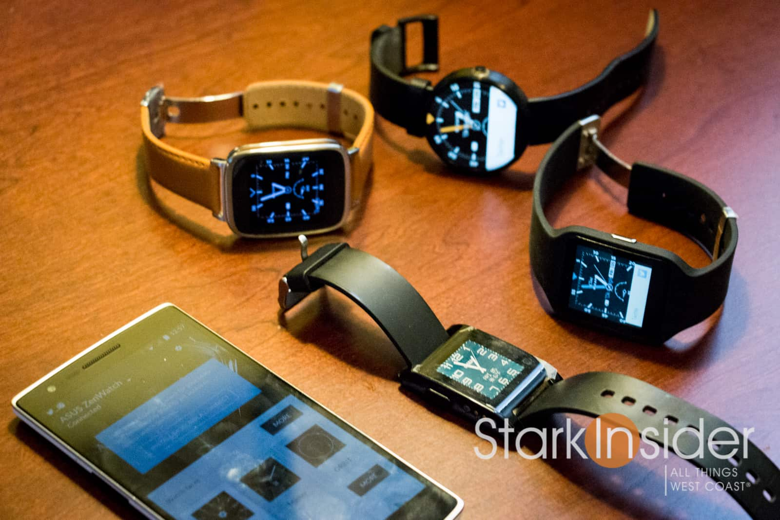 Pebble smartwatch OS update brings unobstructed, Wear-like ...