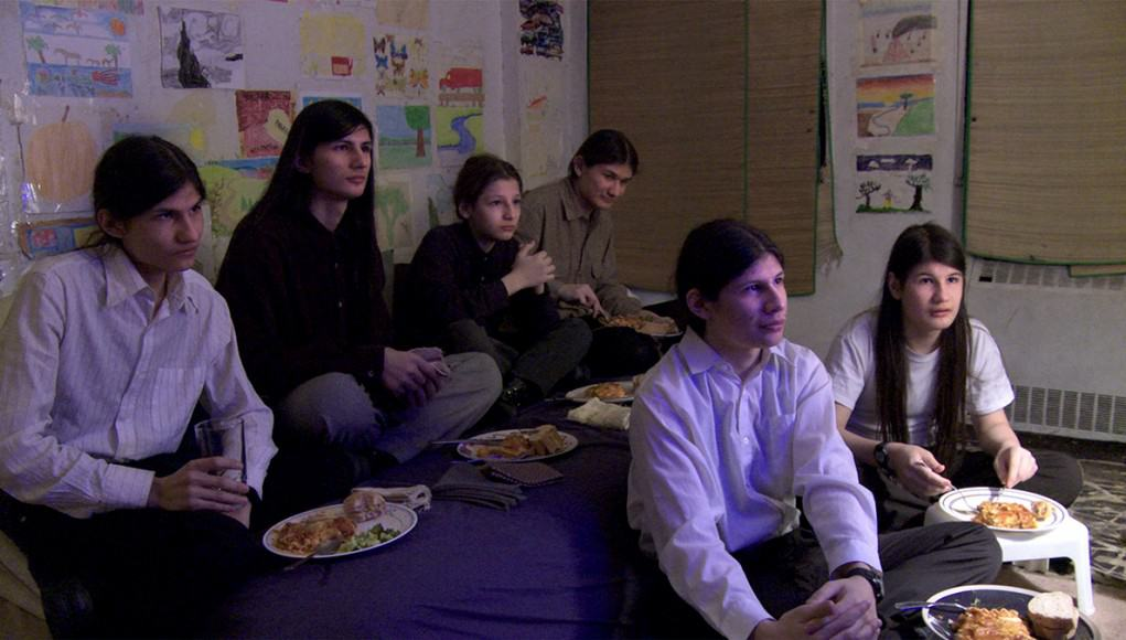 The Wolfpack - Film Review
