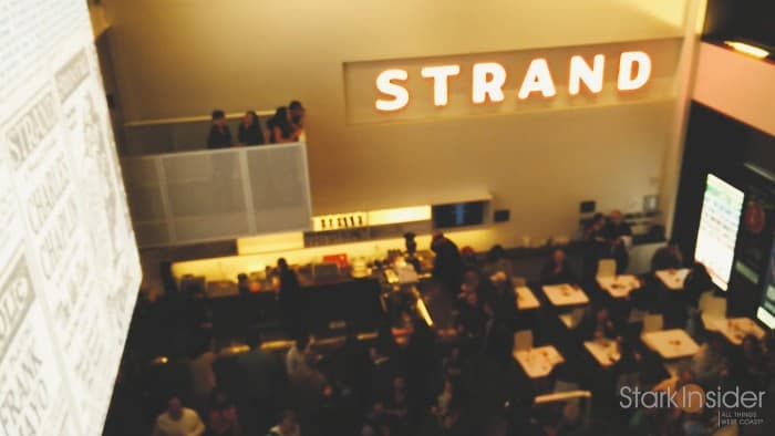 The Strand Theater - San Francisco opening night A.C.T.