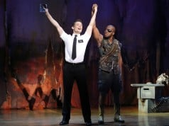 The Book of Mormon shatters house records