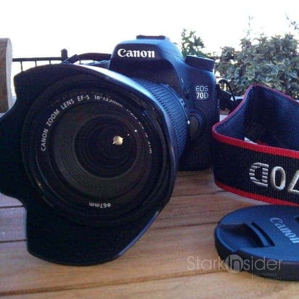 Canon EOS 70D DSLR camera among best for shooting video Examples