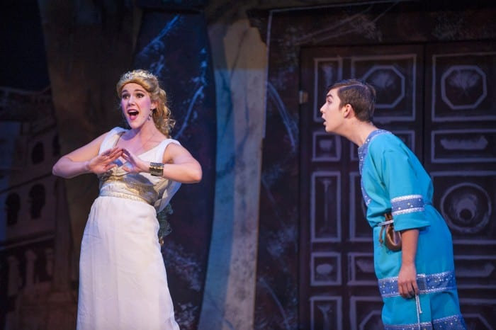 A Funny Thing Happened on the Way to the Forum - Foothill Theatre
