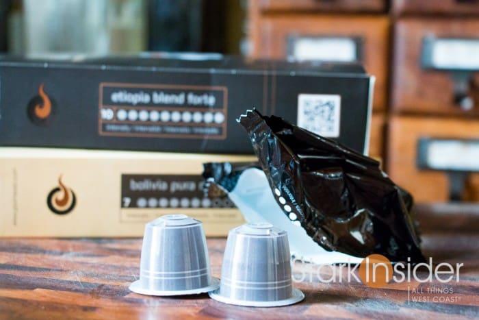 Gourmesso - Nespresso compatible coffee capsules (Review)