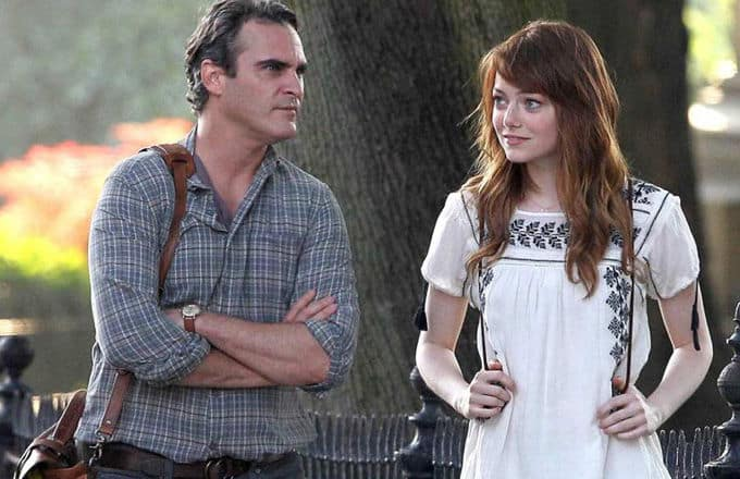 Irrational Man film review