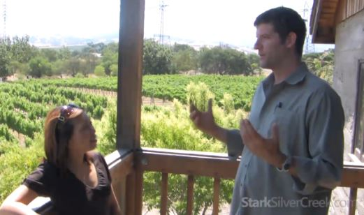 Loni Stark with Karl Wente - Interview