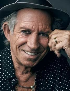 Keith Richards - Crosseyed Heart release 2015