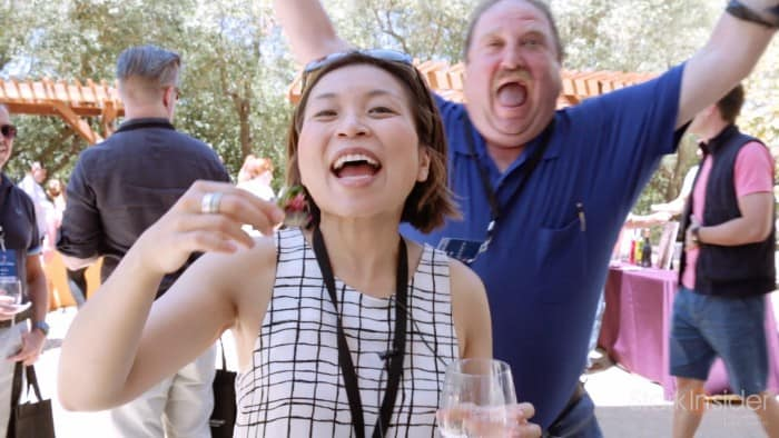 Taste of Napa - Festival del Sole Video