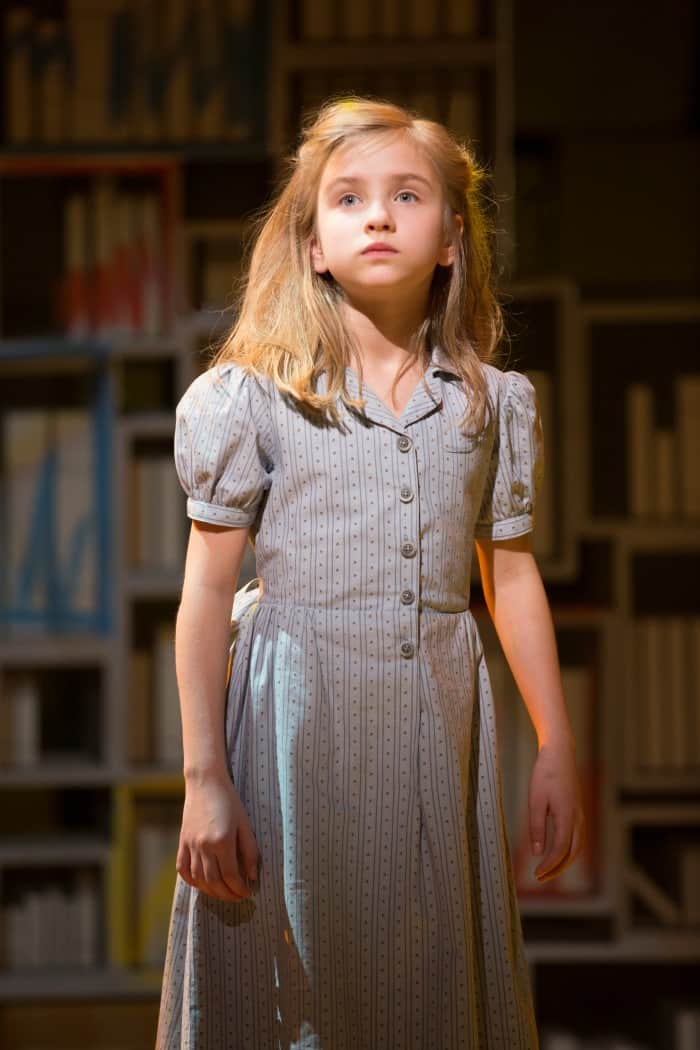 Matilda Musical Review - SHN Orpheum San Francisco