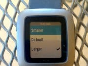 Pebble Time Firmware 3.2 Update July 2015