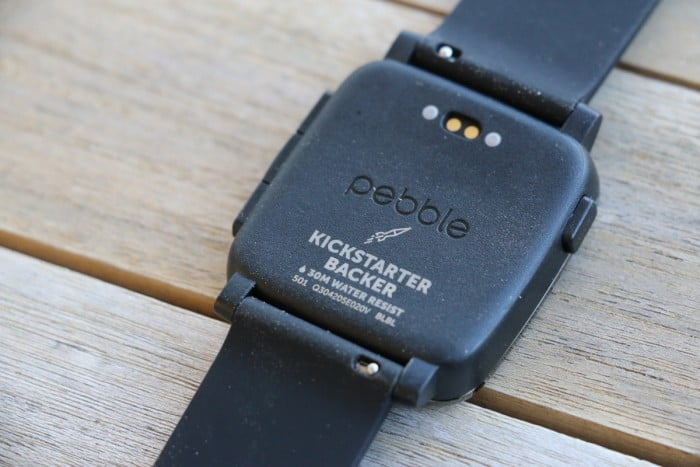 Pebble Time - Kickstarter Backer