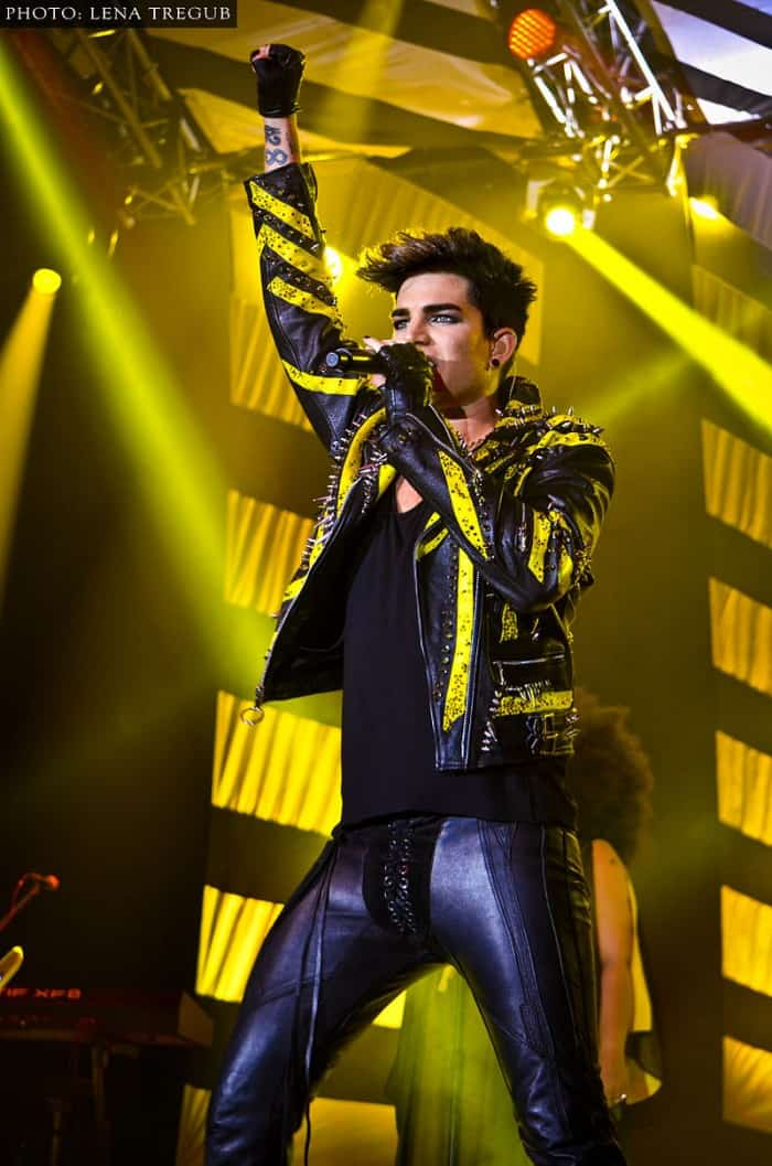 Adam Lambert - Live in the Vineyard