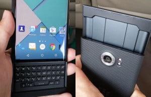 BlackBerry Venice Android Slider Smartphone