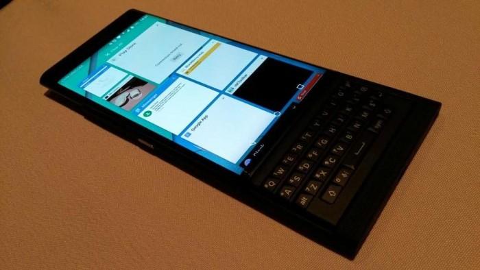 BlackBerry Venice keyboard