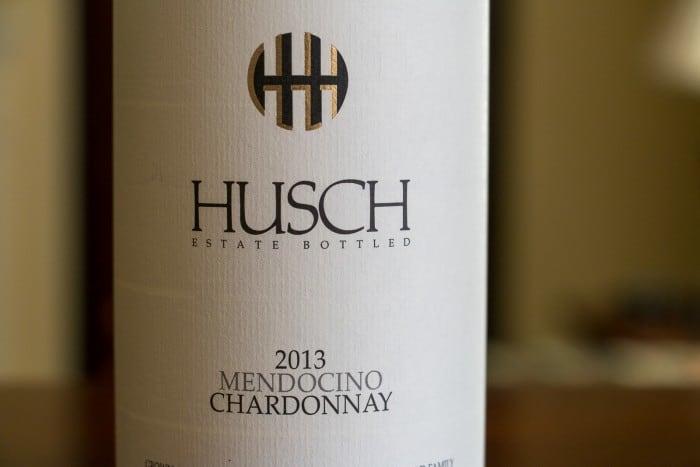 Husch Chardonnay Medocino - Review