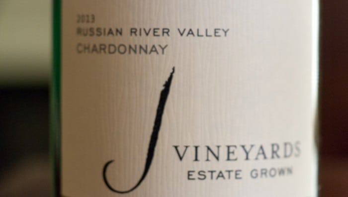 J Vineyards Estate Grown Chardonnay from the Russian River Valley - Wine Review