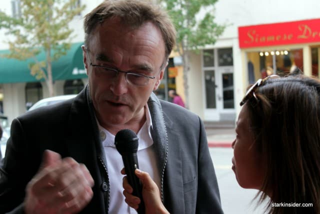 Director Danny Boyle - 127 Hours interview